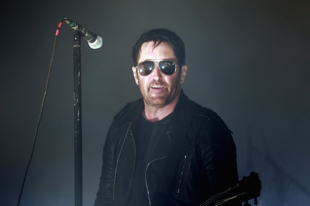 Trent Reznor Discusses Anthony Bourdan and David Bowie in Rolling Stone Interview