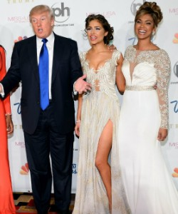 BBC Doc Alleges Trump Hit on Teen Models at '80s Parties
