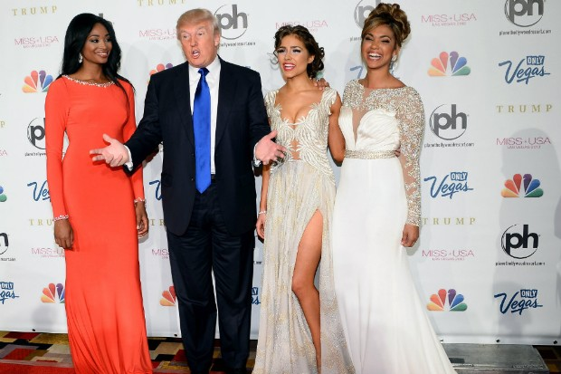 BBC Doc Alleges Trump Hit on Teen Models at Cocaine-Fueled '80s Parties