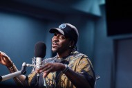 Pusha T Talks G.O.O.D Music Tour, Kanye's Wyoming Albums, and His Next Project in Interview