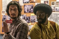 Spike Lee's <i>Blakkklansman</i> Is Sharpest When It's About the Movies