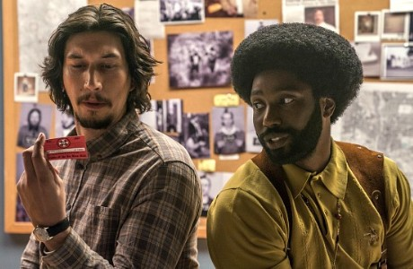 Spike Lee's Blakkklansman Is Sharpest When It's About the Movies