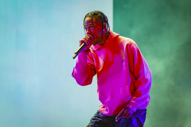 063835056988 Travis Scott Announces Astroworld North American Tour