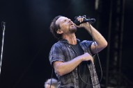"Pearl Jam Cover Chris Cornell Rarity ""Missing"" Live in Seattle: Watch"