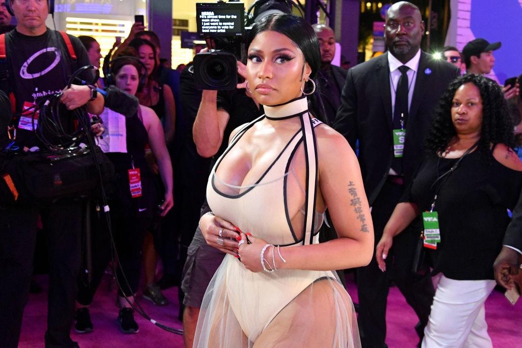 Nicki Minaj Future Tour Cancelled