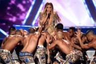 Jennifer Lopez Performs Career-Spanning Medley of Hits at 2018 VMAs