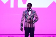 MTV VMAs: Gucci Mane Takes a Fashion Cue From Sufjan Stevens
