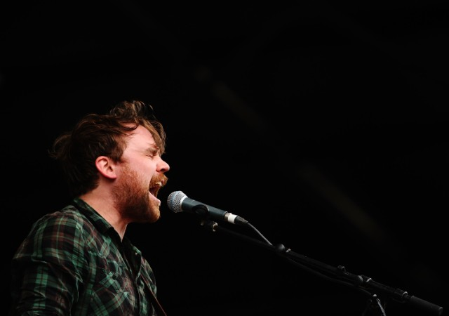 frightened rabbit announce first show since hutchison's death