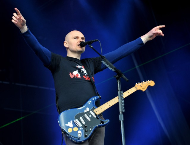 Smashing Pumpkins Were Considered For The 'Shrek' Soundtrack