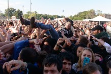 Riot Fest Chicago 2014 - Day 2