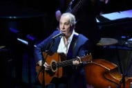 "Listen to Paul Simon's Reworking of ""One Man's Ceiling Is Another Man's Floor"""