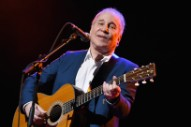 "Listen to Paul Simon's Reworking of ""Can't Run But"""