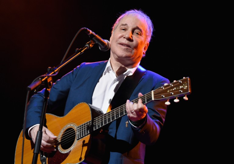 paul simon's reworked song
