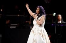 Aretha Franklin Memorial Concert Chene Park Detroit