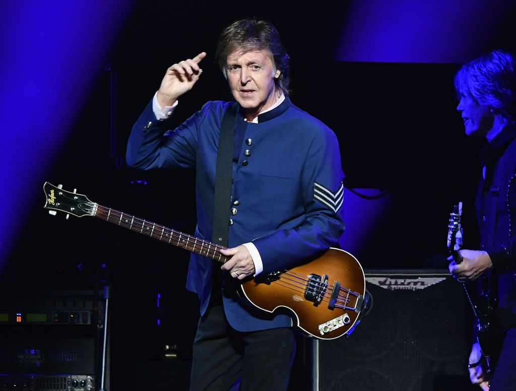 paul mccartney announces united states tour dates for 2019 updated spin. Black Bedroom Furniture Sets. Home Design Ideas
