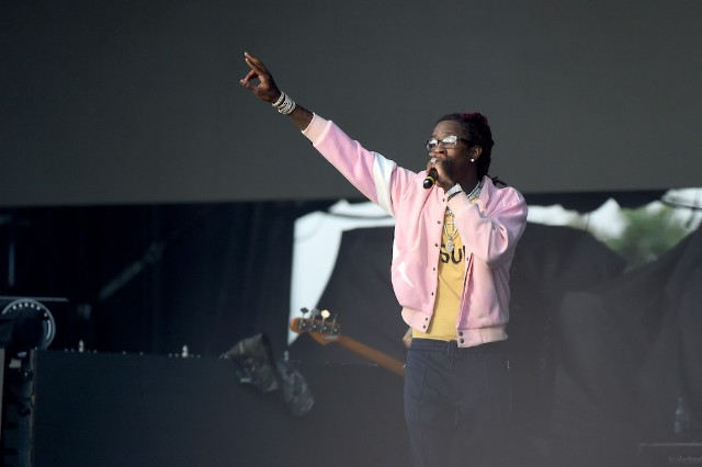 Young Thug Arrested at 'Slime Language' Listening Party