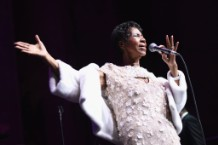 Aretha Franklin Dead Obituary