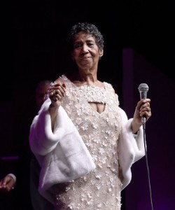 Aretha Franklin Is in Hospice Care in Detroit [UPDATE]