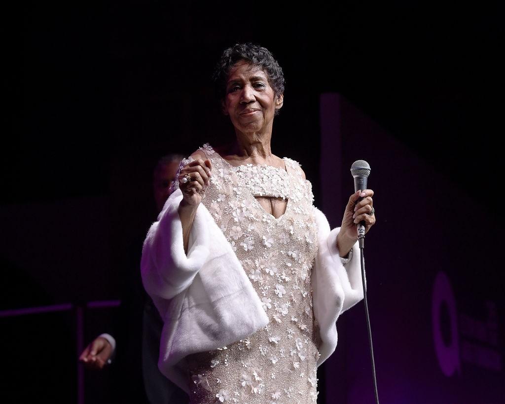 Aretha Franklin Gravely Ill Detroit
