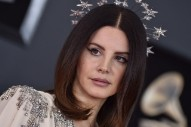 Lana Del Rey Criticizes Giuliani's &#8220;Disturbing&#8221; Comments on <i>Meet The Press</i>