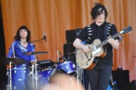 Jack White Hosts Tesla Factory Performance for Workers