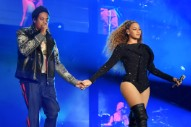 Fan Rushes Stage at Beyoncé and Jay-Z Show in Atlanta