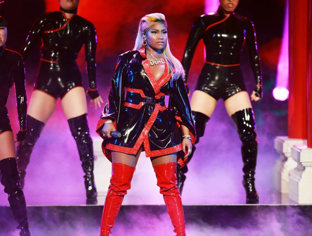 Nicki Minaj Spotify Travis Scott Queen Album