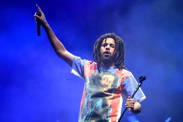 j. cole freestyle video