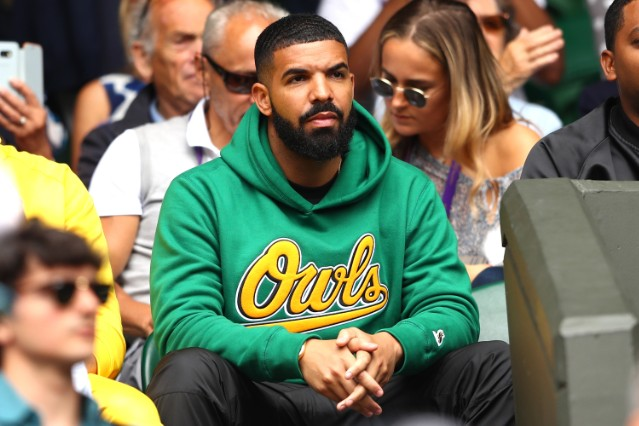 Drakes tour with migos delayed again spin day eight the championships wimbledon 2018 m4hsunfo