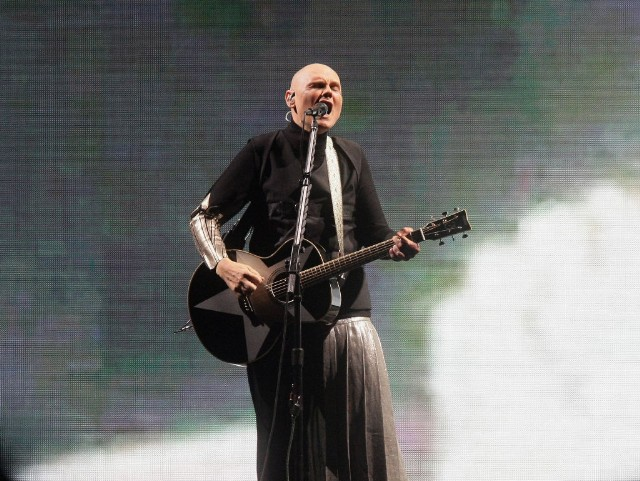 The Smashing Pumpkins Seattle Show Live Stream