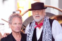 Mick Fleetwood Lindsey Buckingham