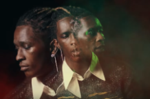 Young Thug Gain Clout Video Watch Slime Language