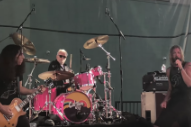 "Watch Queen's Roger Taylor Join Members of Foo Fighters For an ""Under Pressure"" Cover"