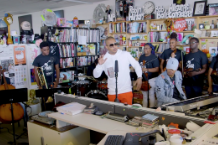 T.I. Tiny Desk Concert Watch Video NPR