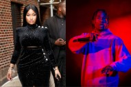Nicki Minaj Calls Out Travis Scott for <i>Astroworld</i> Ticket Bundling After <i>Queen</i> Debuts at No. 2