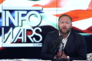 Alex Jones Booted From YouTube, Facebook, Spotify, Apple