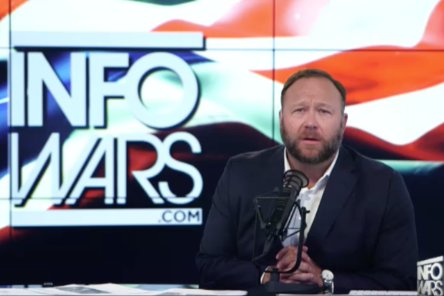 alex jones youtube ban facebook spotify apple deleted