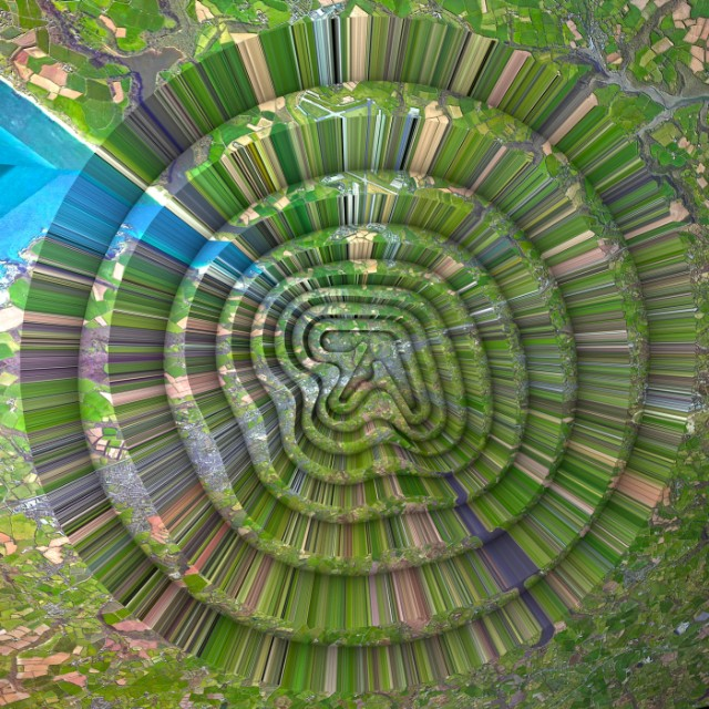 aphex twin new collapse ep artwork cover
