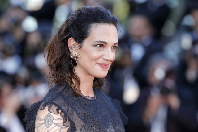 Asia Argento Withdraws from Guess Who? Amid Sexual Assault Claim