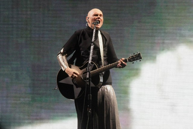 Billy Corgan Answers Fan Questions in Instagram Stories