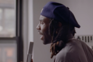 "Video: Blood Orange – ""Saint"""