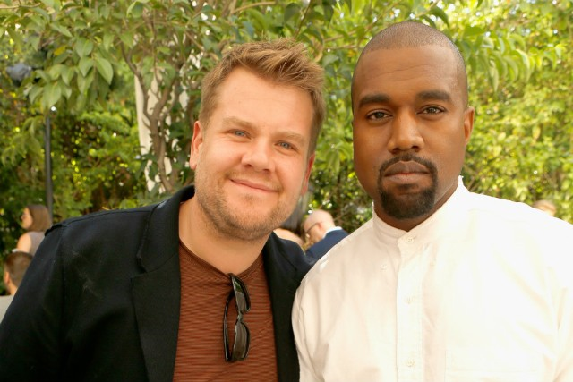 Kanye West Cancels James Codren's Carpool Karaoke Shoot