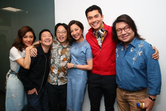 """John M. Chu Sent Coldplay a Letter Requesting """"Yellow"""" for 'Crazy Rich Asians'"""