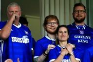 Ed Sheeran No Longer Denies He's Married