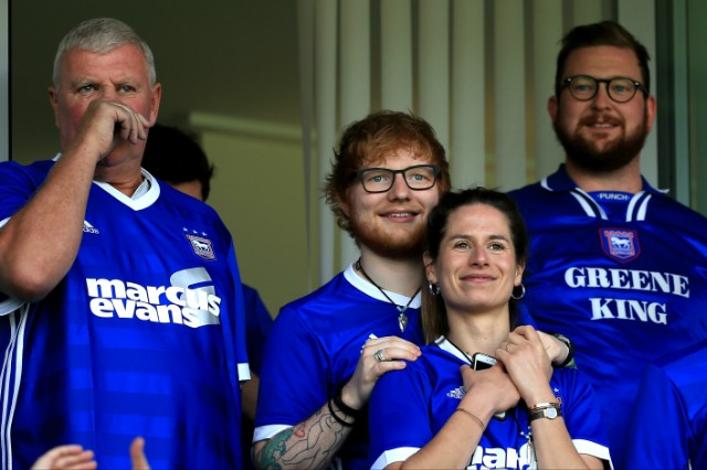 Is Ed Sheeran Married Spin