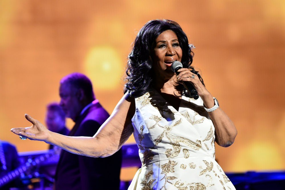 Fox News Mistakes Patti LaBelle for Aretha Franklin
