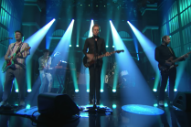 Watch Franz Ferdinand Perform &#8220;Lazy Boy&#8221; on <i>Seth Meyers</i>