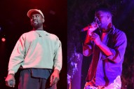 Watch Kanye West and Kid Cudi Perform Together in L.A.