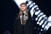 Madonna Explains Awkward Aretha Franklin Tribute at VMAs