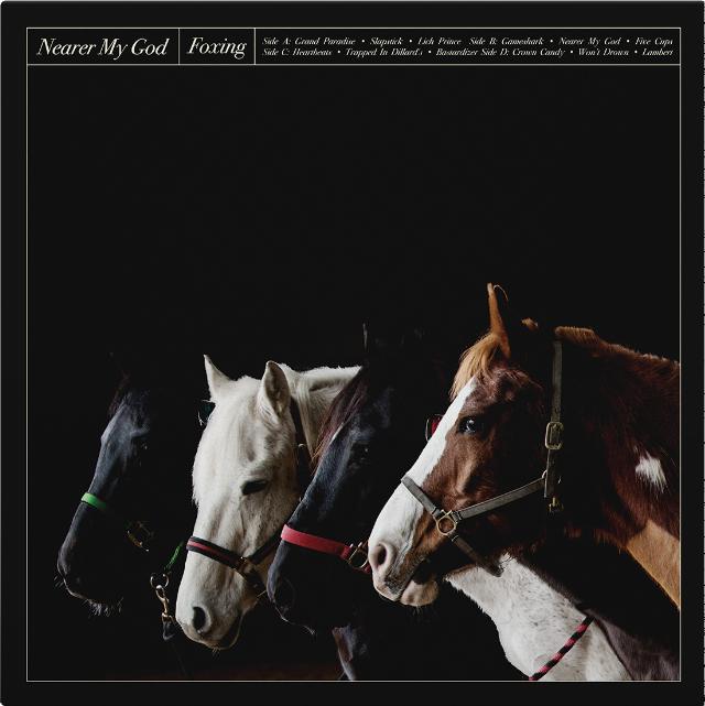 Foxing's New Album 'Nearer My God': Listen | SPIN